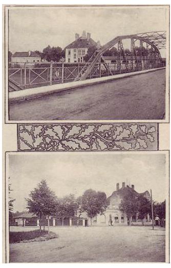 Gasthof Luwigsbrücke an der Ludwigsbrücke
