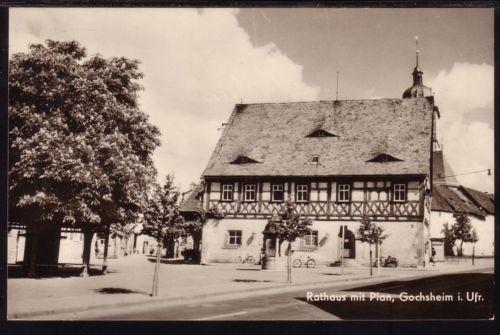 Rathaus mit großem Plan - Danke an Michl Kupfer