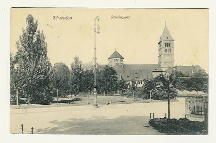Schillerplatz 1919