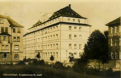 St. Josef 1932