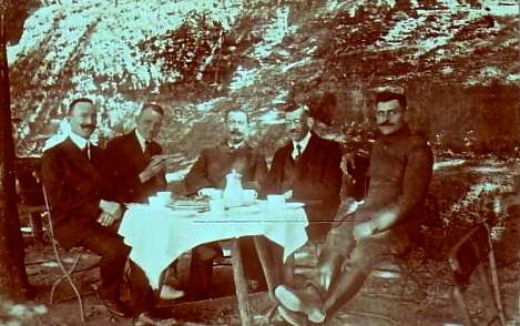 Familie Sachs 1915