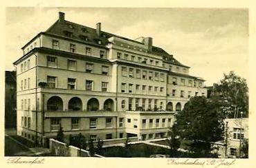 Krankenhaus St. Josef um 1937