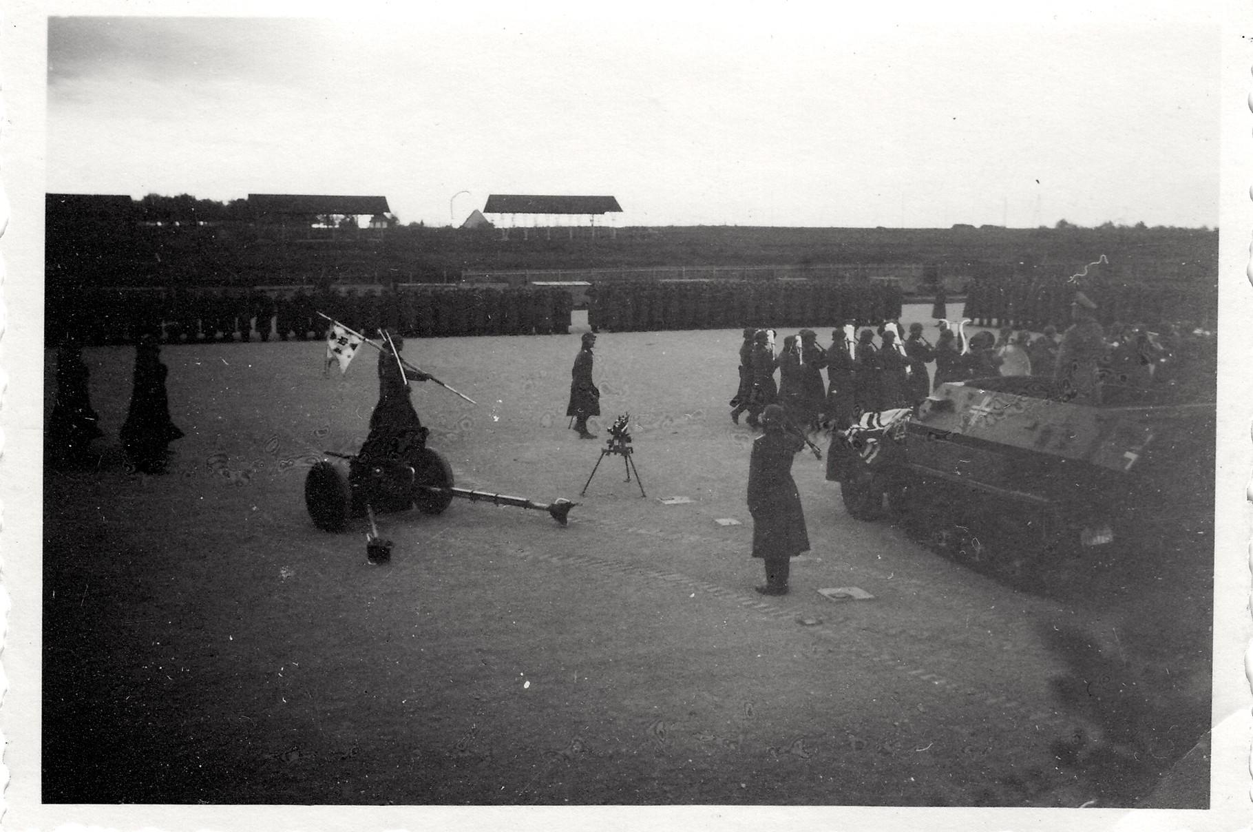Vereidigungszeremonie in der Schweinfurter Kaserne
