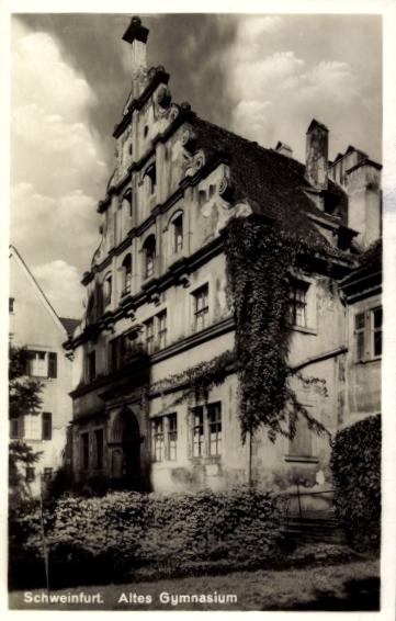 Altes Gymnasium ca.1936
