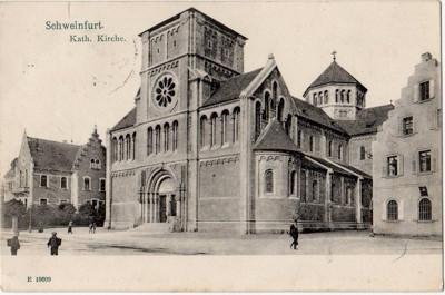 Erste Ausbaustufe ca. 1904