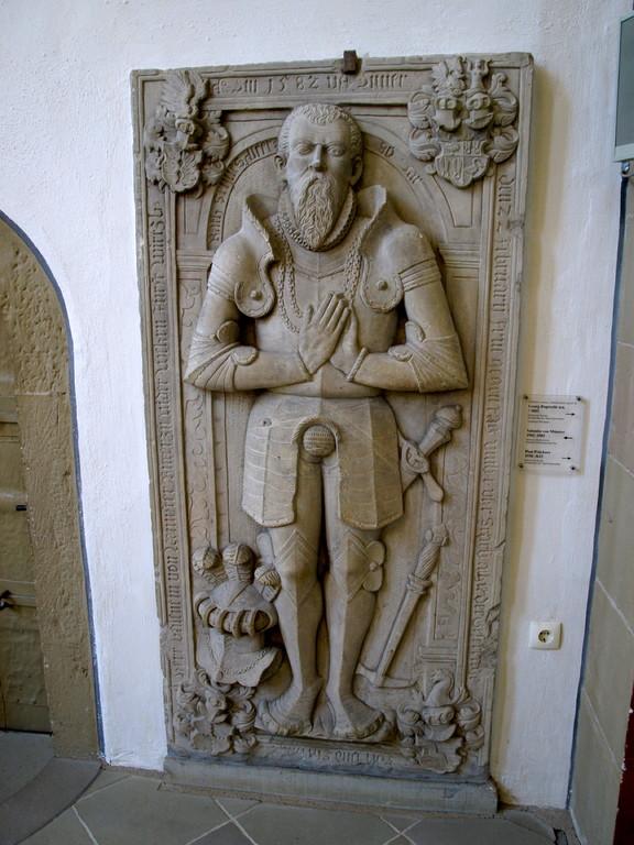 Valentin von Münster, 1502-1582, Ritter zu Niederwerrn, Fürstlich Würzburger Rat