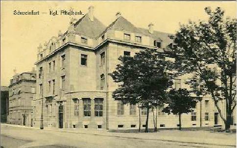 1907 Reichsbank