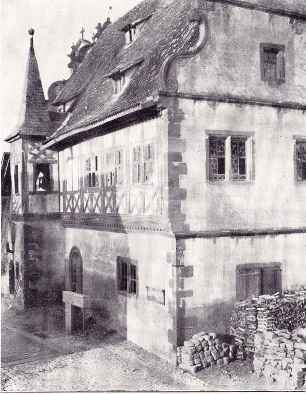 Rathaus Teilansicht