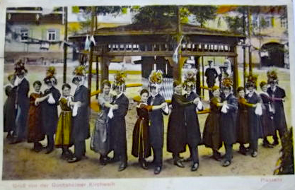 Kirchweih Gochsheim 1929