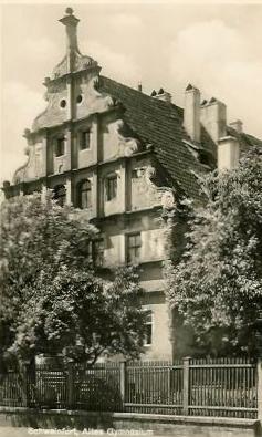 Altes Gymnasium 1939
