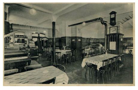 Spanische Weinhalle Carlos Medrenas 1935/1936
