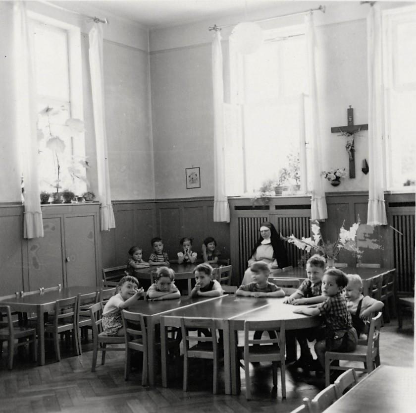 Schwester Diermut 1953
