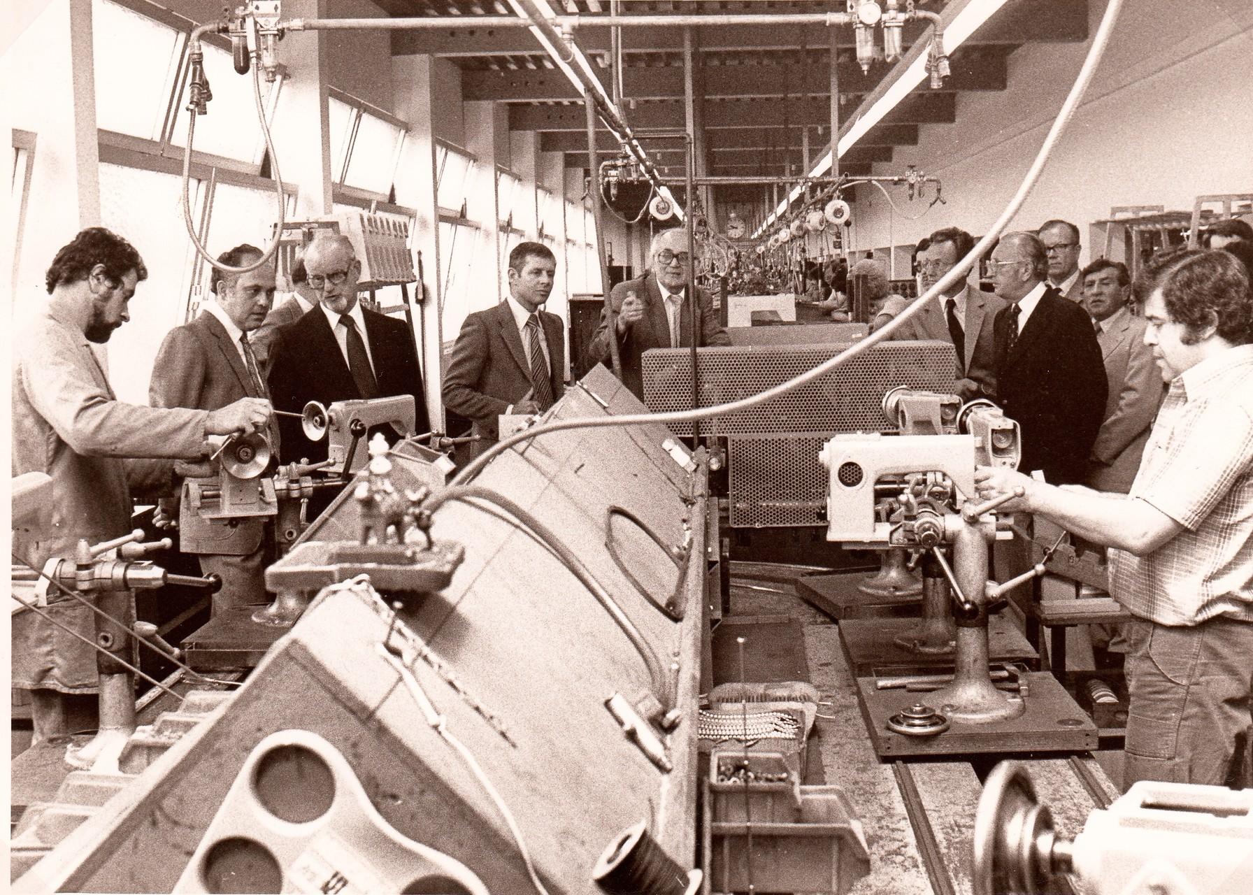 Industriemontage 1974