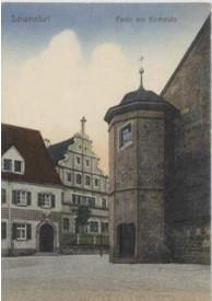 Johanniskirche mit Altem Gymnasium ca. 1910