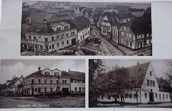 Gochsheim ca. 1939