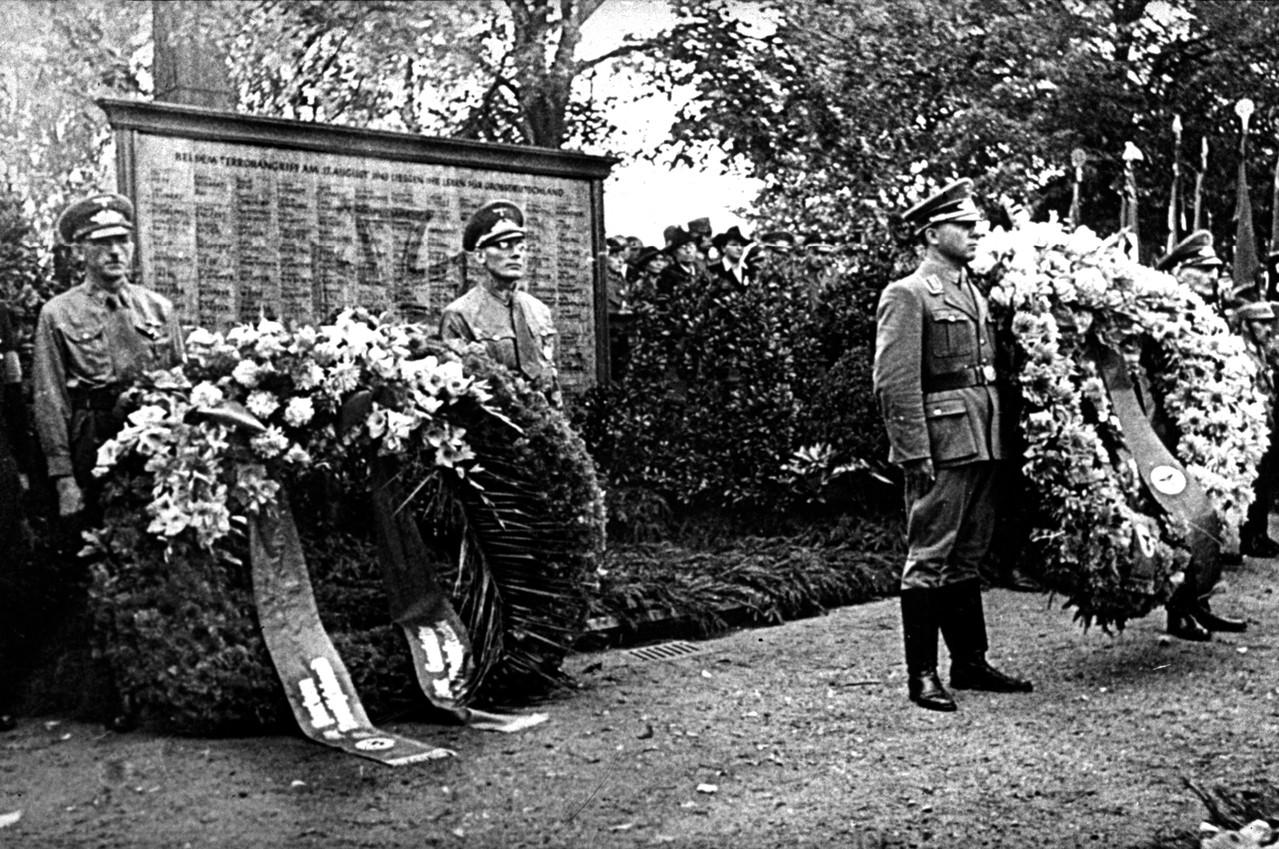 """Schweinfurt """"Opfergedenken"""" 13.August 1943"""