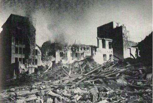 VKF (später SKF) in der Schrammstraße
