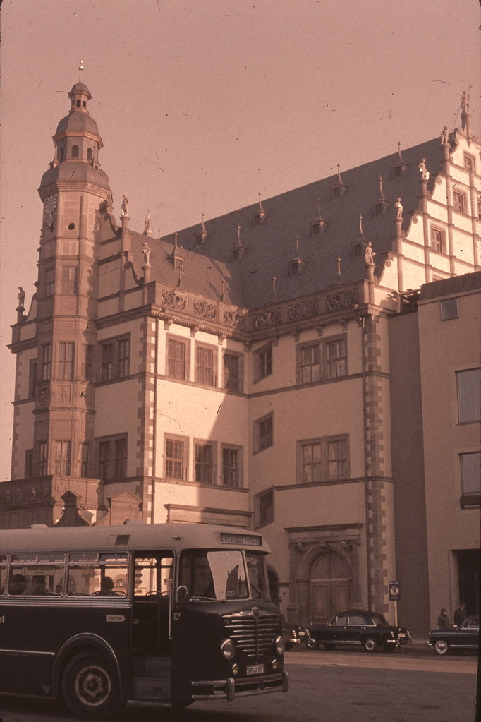ca. 1960 - Foto: Franz Schwalb