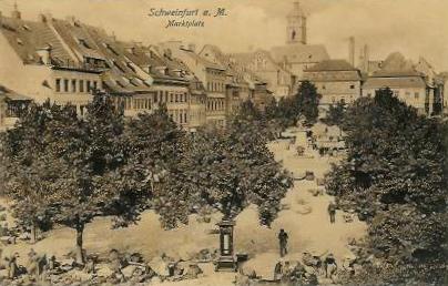 """1907 - im Vordergrund der """"Lügebeutel"""" (Wetterstation)"""