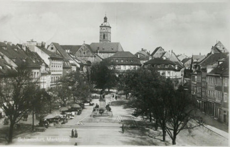 Marktplatz 1939