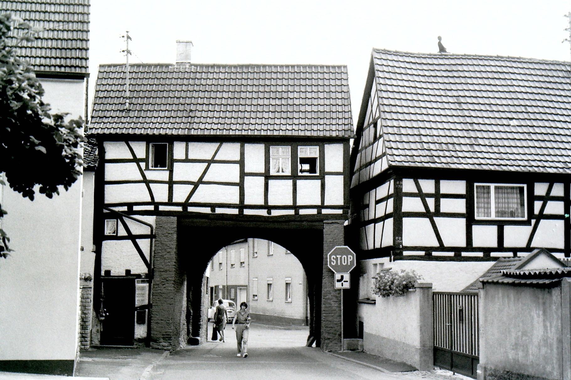 Schwebheimer Tor