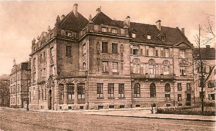 Reichsbank um 1930