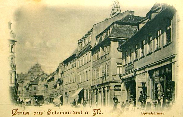 Spitalstraße 1898