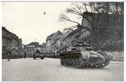 Vor dem alten Friedhof - Schultesstraße