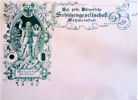 Briefkopf 1913