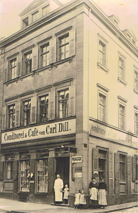 Obere Straße 2 - ca. 1925