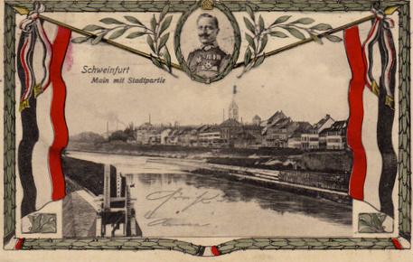 Mal patriotisch - Zeit des Ersten Weltkriegs