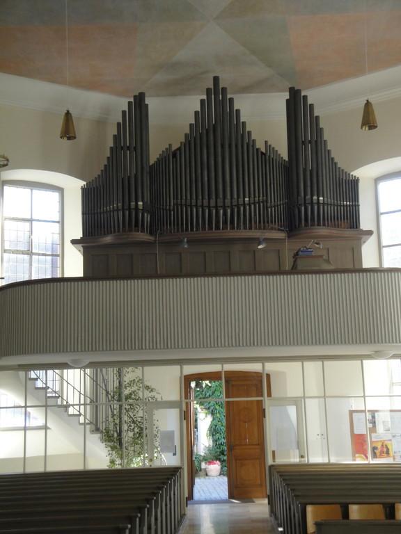 Orgel 2011