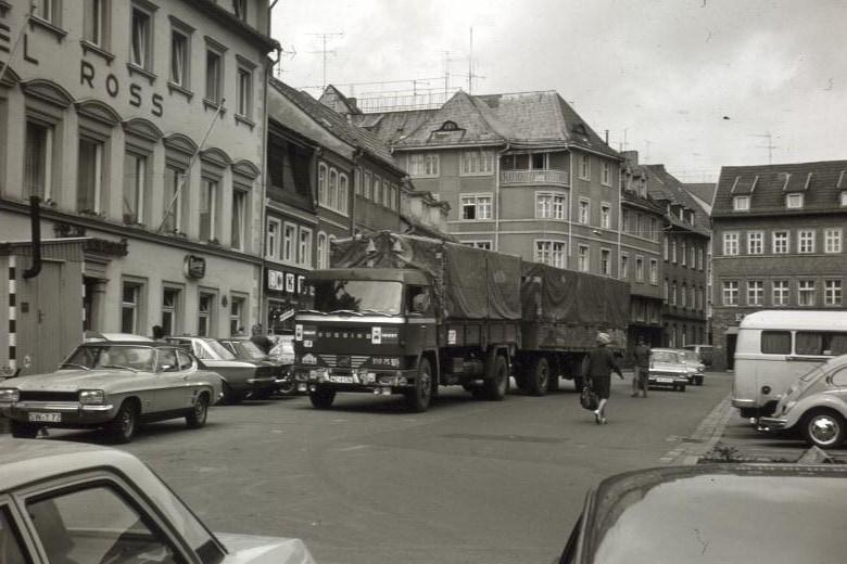 Postplatz 1971