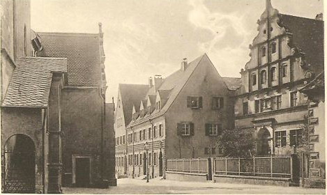 Gymnasium 1920