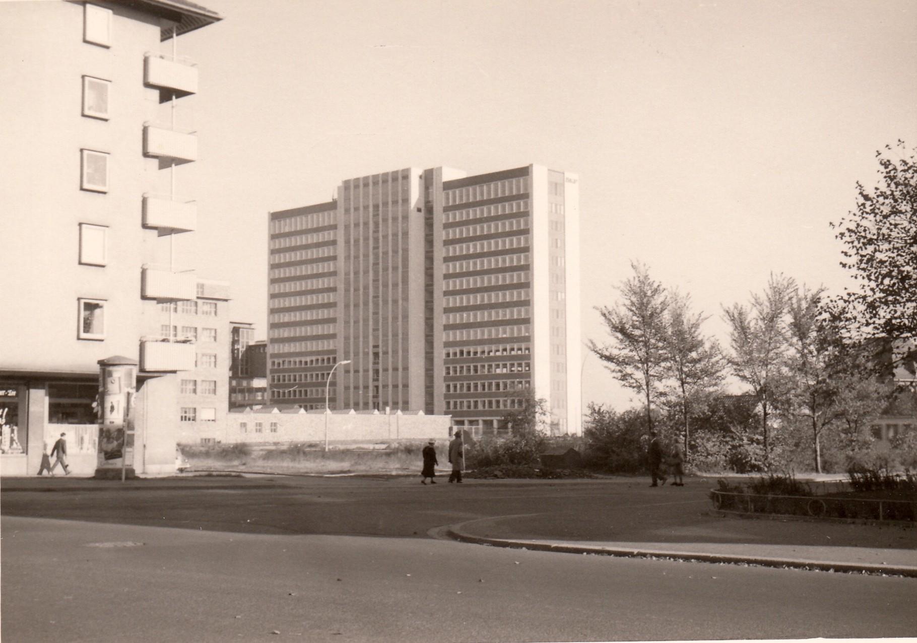 SKF-Verwaltungsgebäude