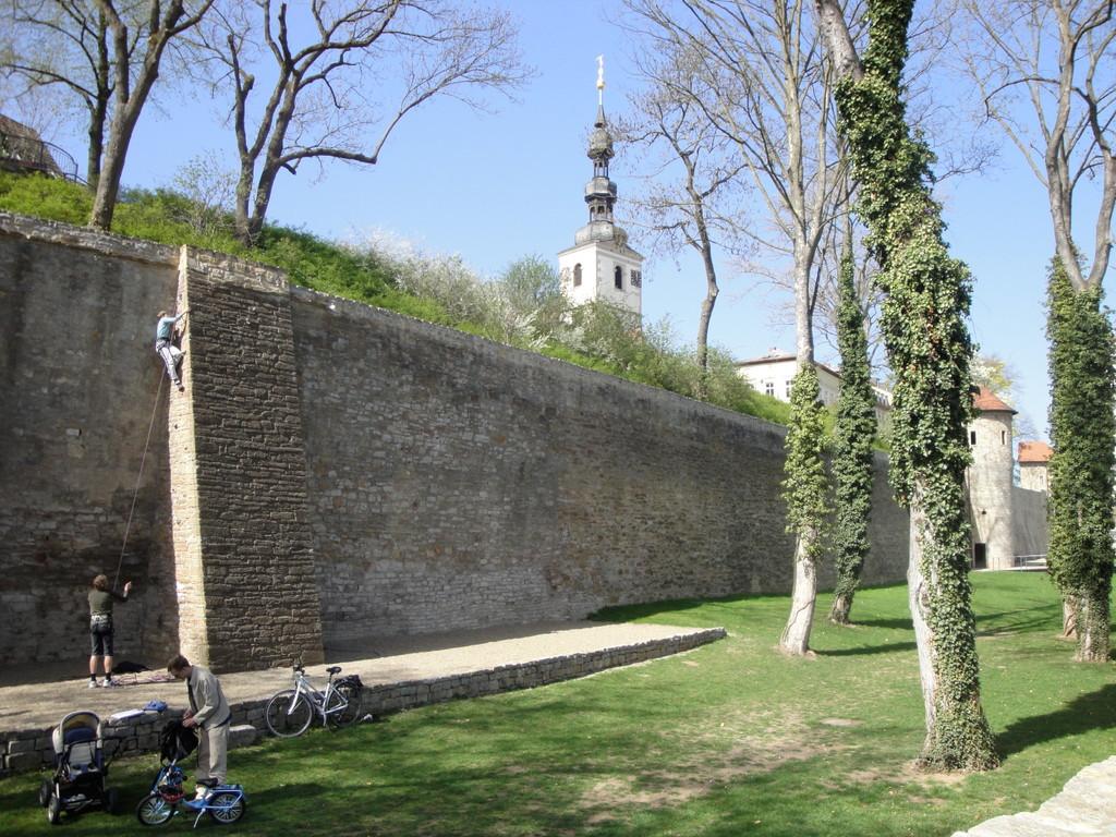 Der Untere Wall (Ostbefestigung)