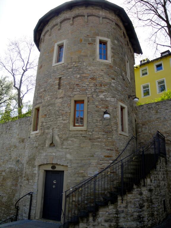 Pulverturm am Unteren Marienbach (Unterer Wall)