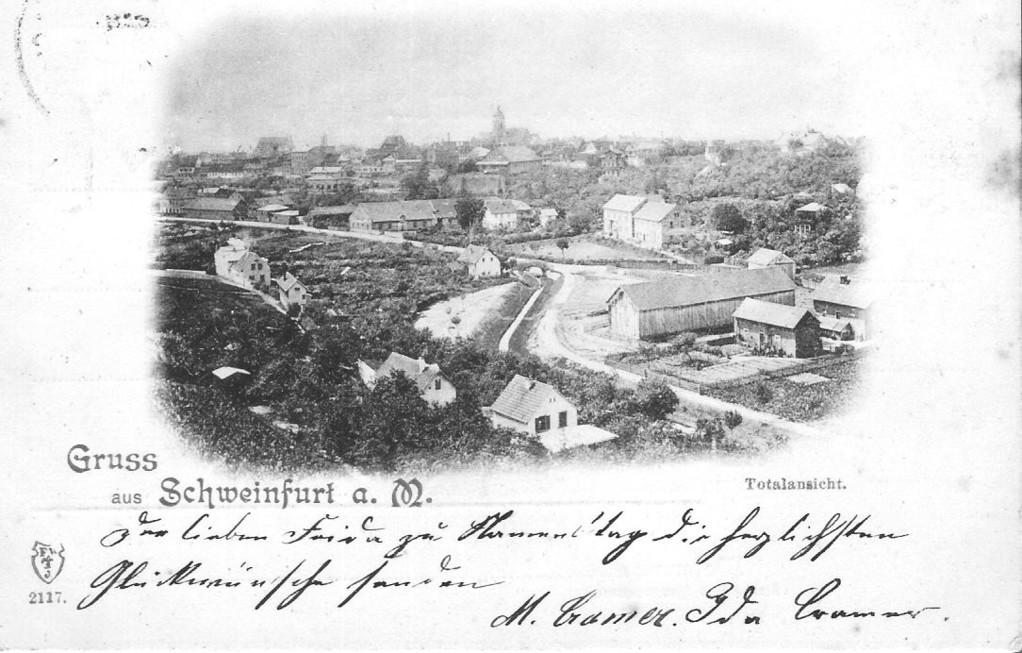 Gesamtansicht 1899 - Danke Michael Kupfer