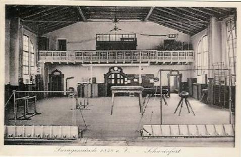 Turnhalle 1920