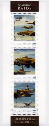 Briefmarken erinnern an dieses Ereignis