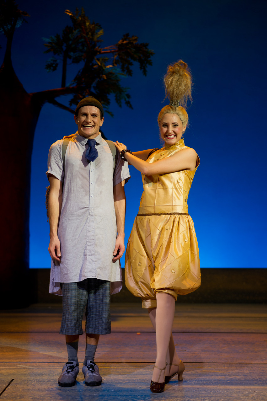 JUST SO (Bilder: Theater der Jugend Wien)