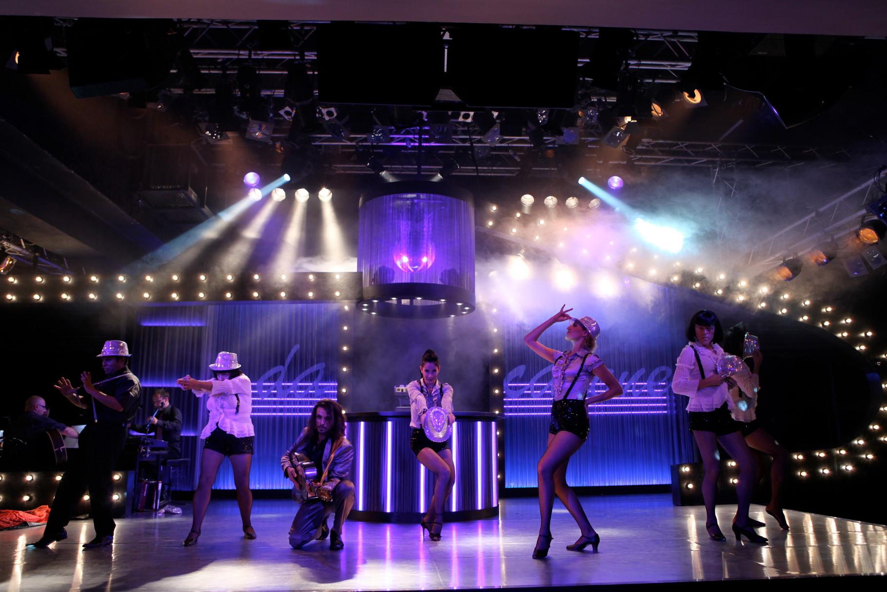 TI AMO 2 (Bilder: Metropol Theater Wien)