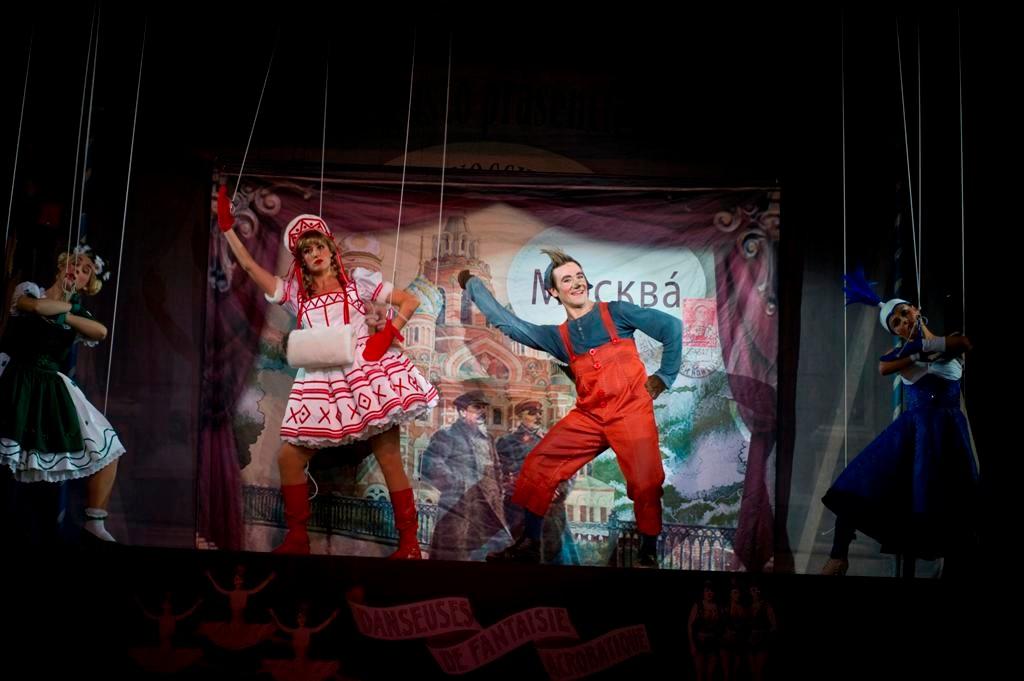 PINOCCHIO (Bilder: Theater der Jugend Wien)