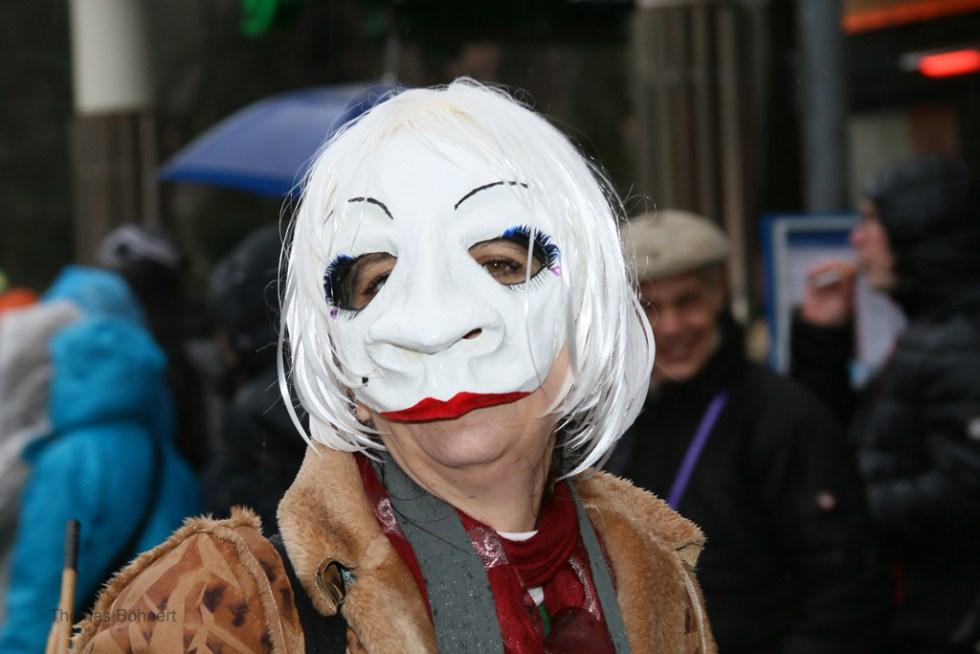 Bremer Karneval - Leni auf Weltreise