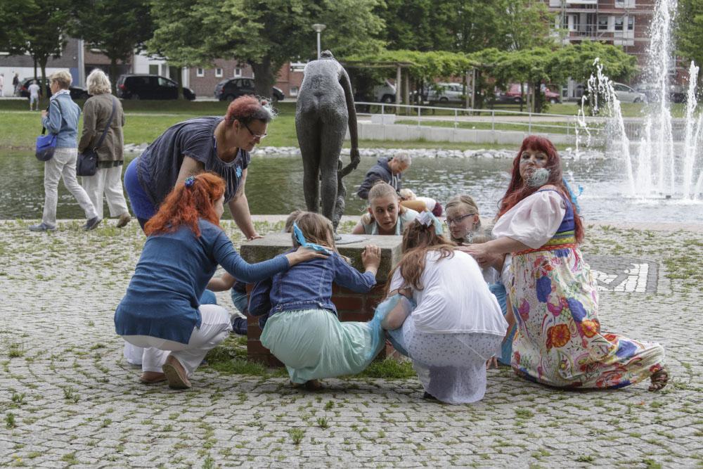 GWD Bremerhaven 2019 rehearsal global dance