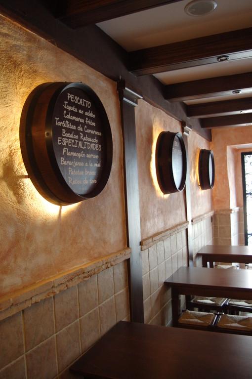 Resultado de imagen de decoracion restaurantes