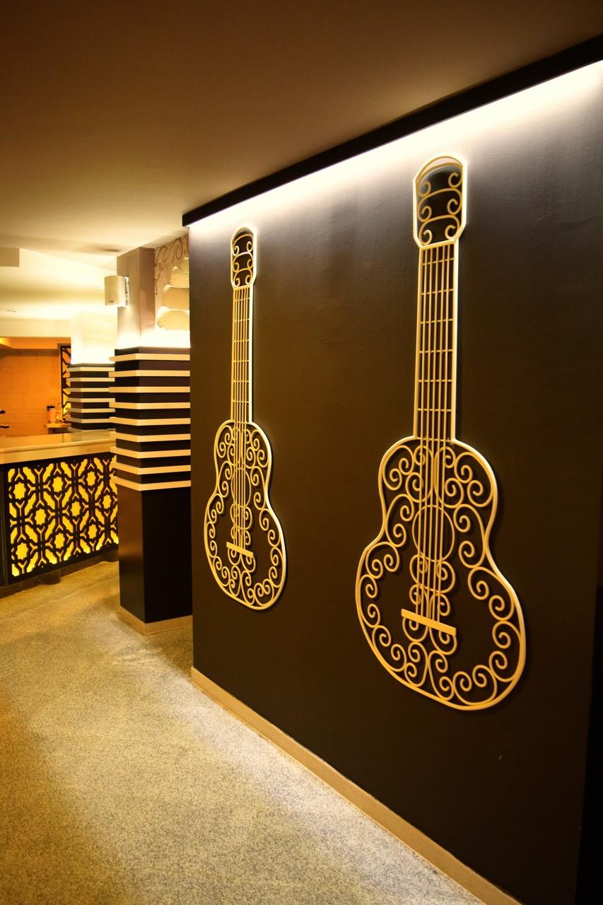 Resultado de imagen de decoracion restaurantes tablao