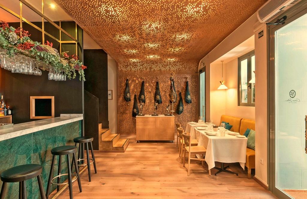Resultado de imagen de decoracion restaurantes elegantes