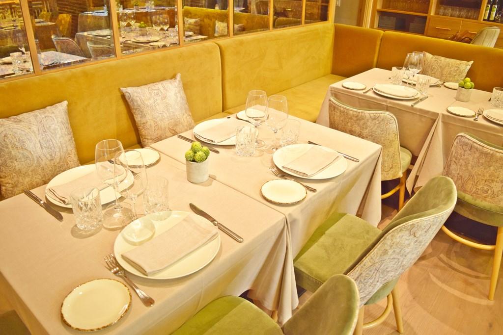 Resultado de imagen de decoracion restaurantes madrid