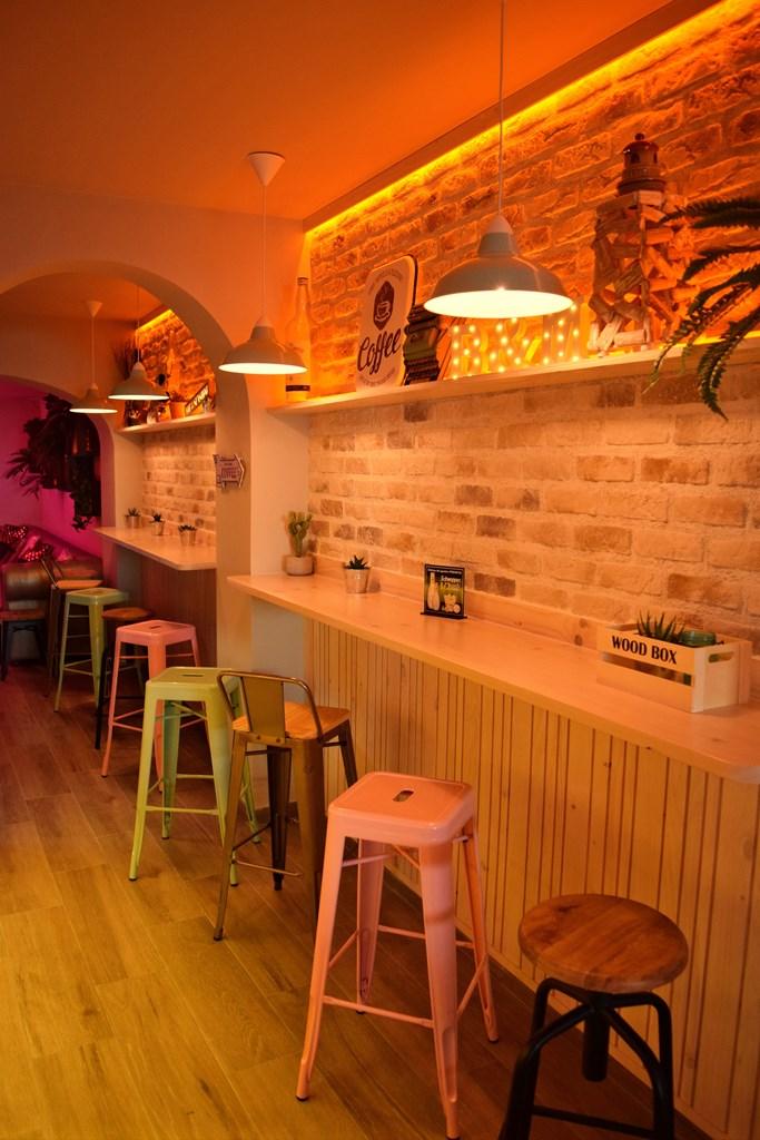 Resultado de imagen de decoracion de restaurantes vintage